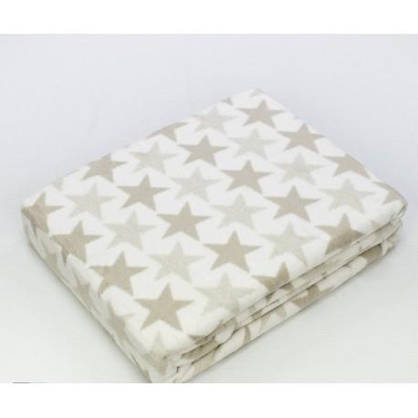 Одеяло Памук Звезди