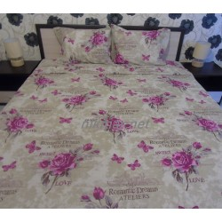 Спален комплект от памук - голяма спалня