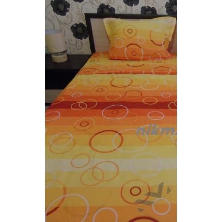 Спален комплект от памук- единичен