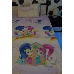 Детски спален комплект Искрица и Сияйница