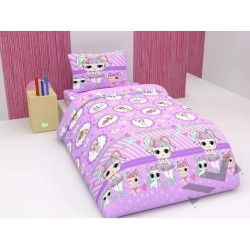 Детски спален комплект Маша и мечока в гората