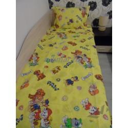 Единичен спален комплект