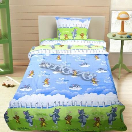 Детски спален комплект Том и Джери