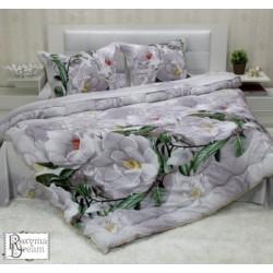 Спален комплект от памучен сатен Белисима
